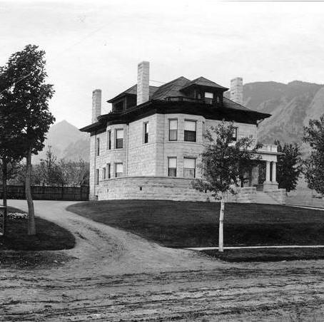 Historic Boulder House Future Uncertain