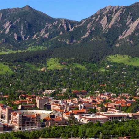 55% Increase in Applications at CU Boulder