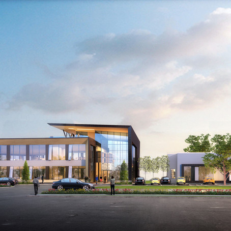 Oz Architecture Designs New Vaisala Headquarters
