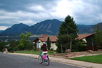 Hillcrest Neighborhood Boulder Colorado
