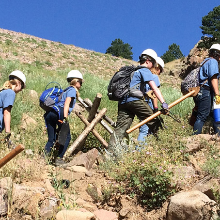 Boulder County Youth Corps