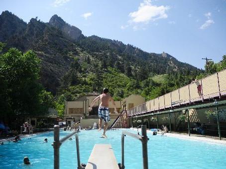 Eldorado Springs Pool Closed