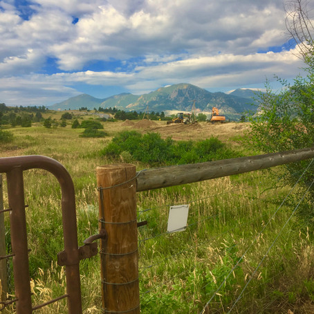 Marshall Mesa Trail Boulder Colorado
