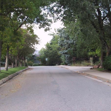 Boulder's Wonderland Hill Neighborhood
