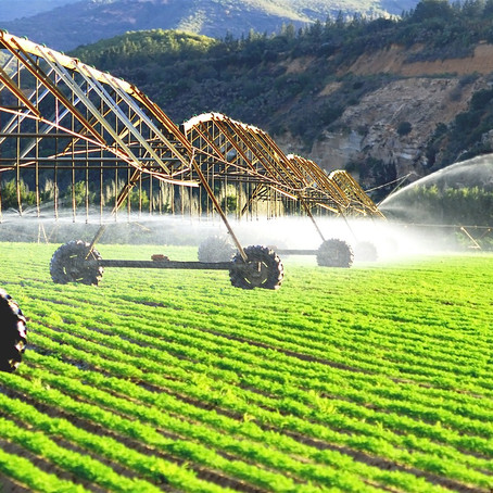 Agricultural Water Threatened