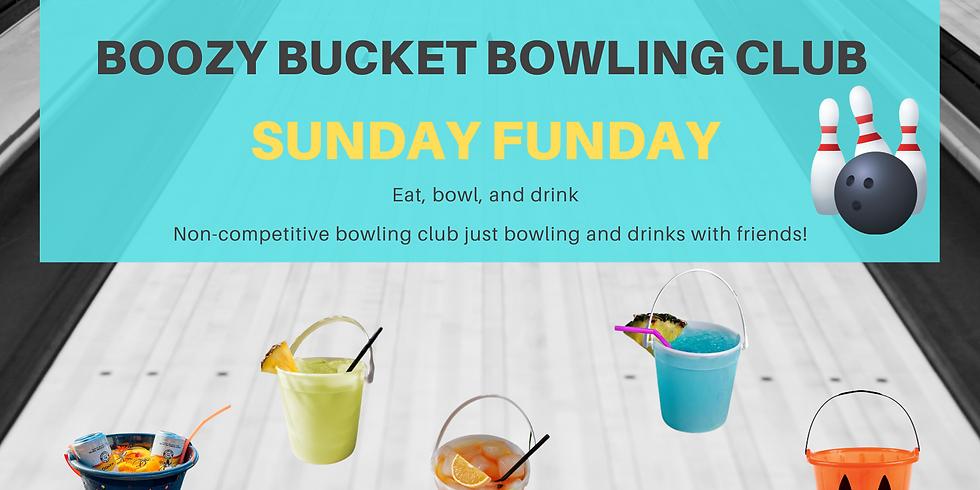 Boozy Bucket Bowling Club
