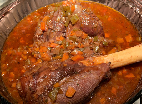 Lamb Dinner Inspiration