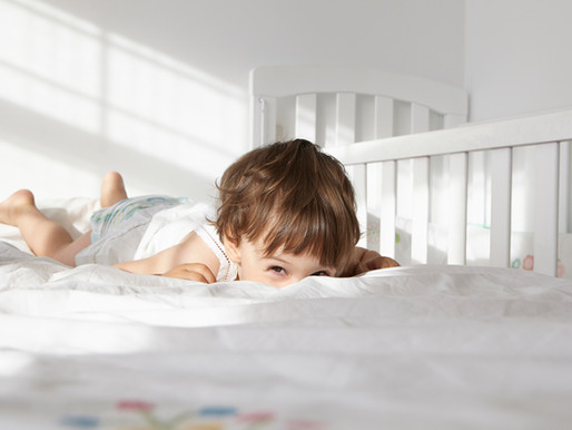 3 Steps to easily switch your toddler from a crib to a bed