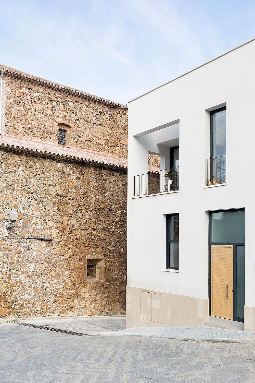 Fotografía arquitectura fachada