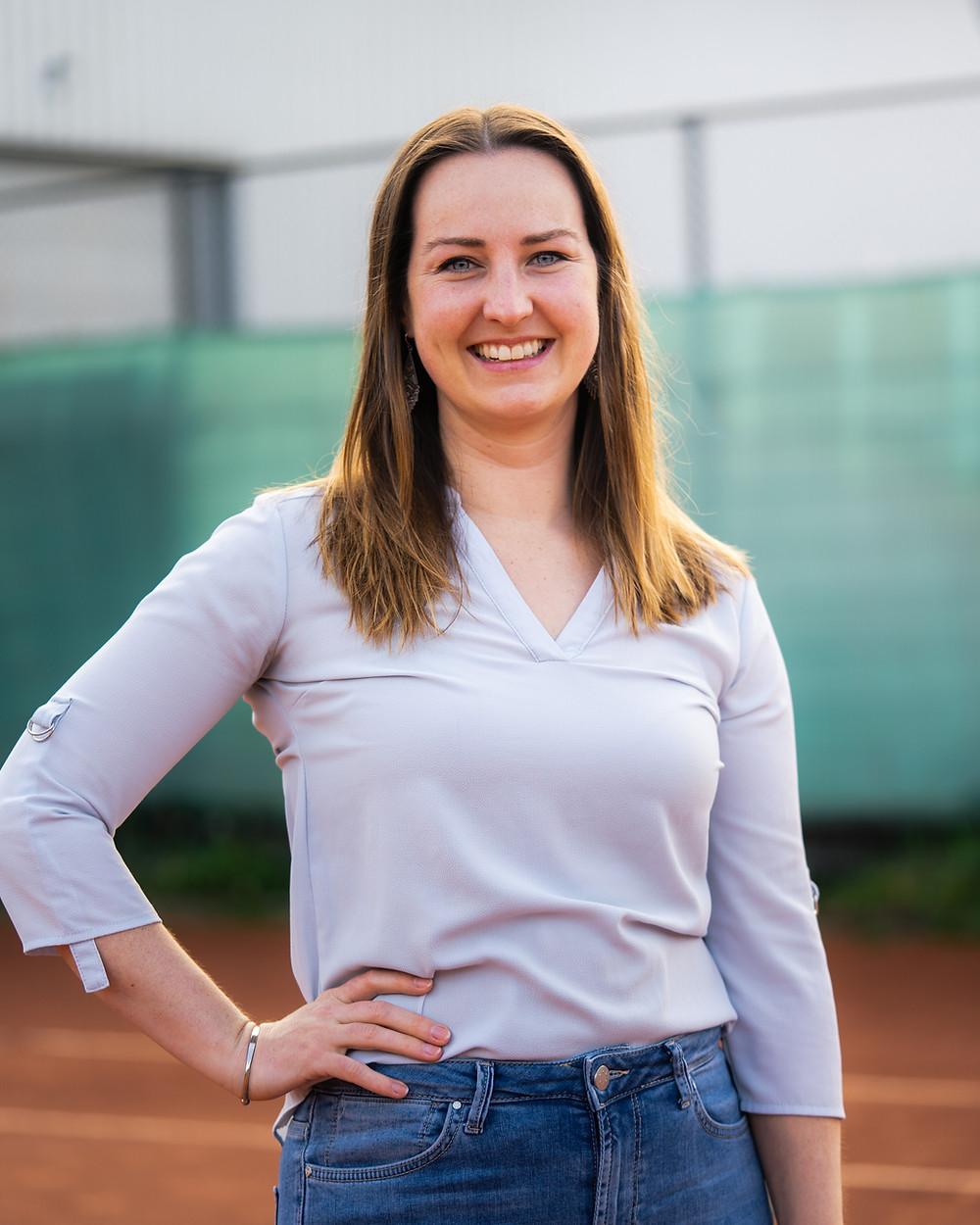 Secretaris van TVBN: Danielle van den Hoek