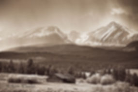 Anaconda Pintler Wilderness Montana by Scott Wheeler Photography