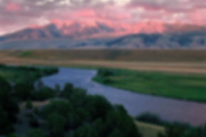 Madison River Montana landscape photography by scott Wheeler