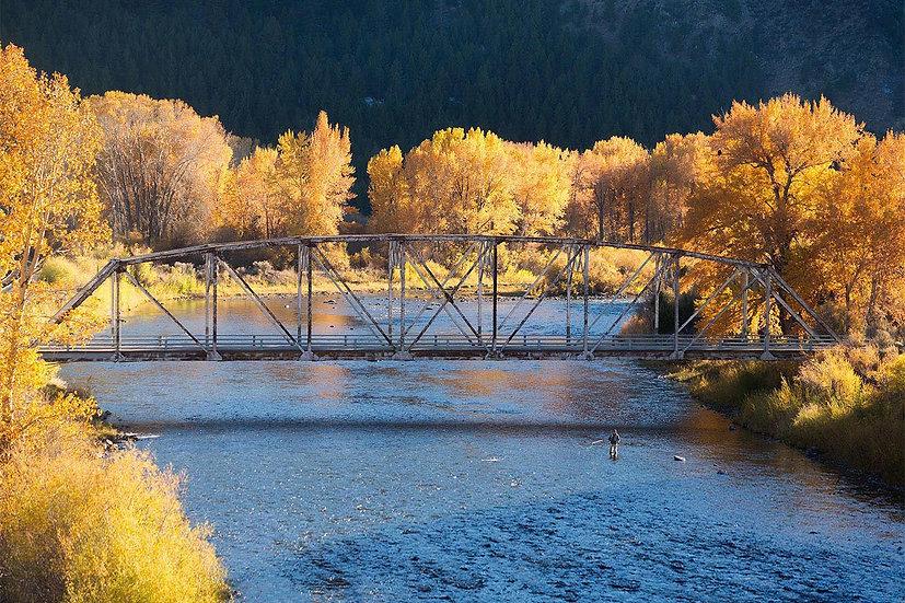 Scott Wheeler Photography Fishing River Montana