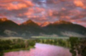 Paradise Valley Montana by Scott Wheeler Photography
