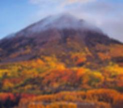 Gothic Peak Colorado by Scott Wheeler Photography