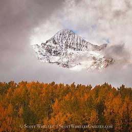 wilson peak fall colorado