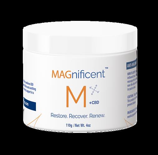 MAGnificent Cream + CBD