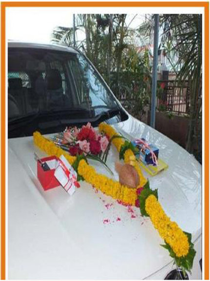 Car/Vahan Puja