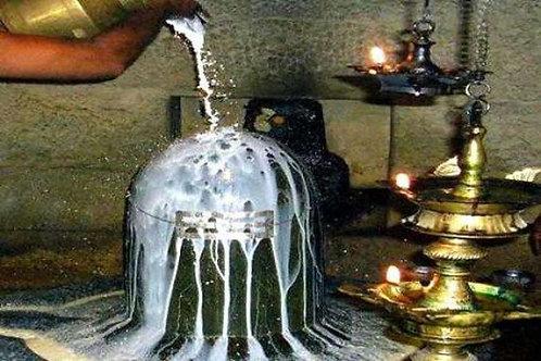 Rudh Abhishek Shiv Puja