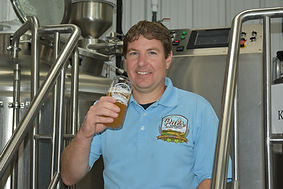 Paul Oettinger head brewer craft beer co-owner owner Pals Brewing Company North Platte Nebraska NE