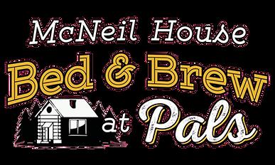 mcneil house bed and brew pals brewing company air bnb north platte nebraska rental rent ne