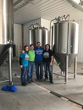 paul amy mark mend oettinger caft brewery beer north platte nebraska ne