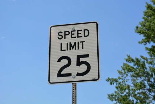 Reduced Speed Limits in O'fallon MO