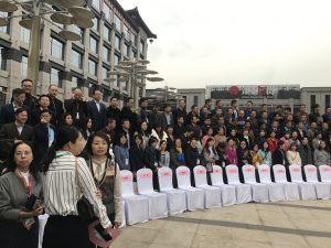 Visit China : アブレーションの最新事情調査とACTA 2020 TOKYOプロモーション活動3