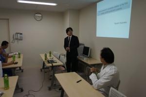 DSC02662畑中先生lecture