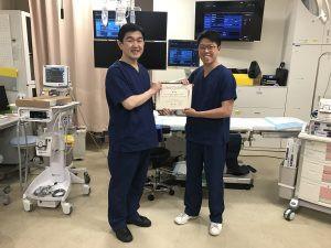 Testimonial from Dr. Sean Phua