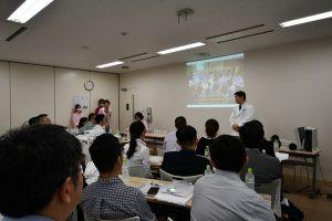 7th International IVO Training Program 開始