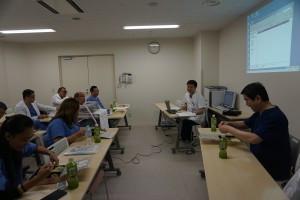 DSC03625 Dr清水によるランチョンセミナー