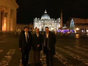 Universita Campus Bio-Medico di Romaで講演