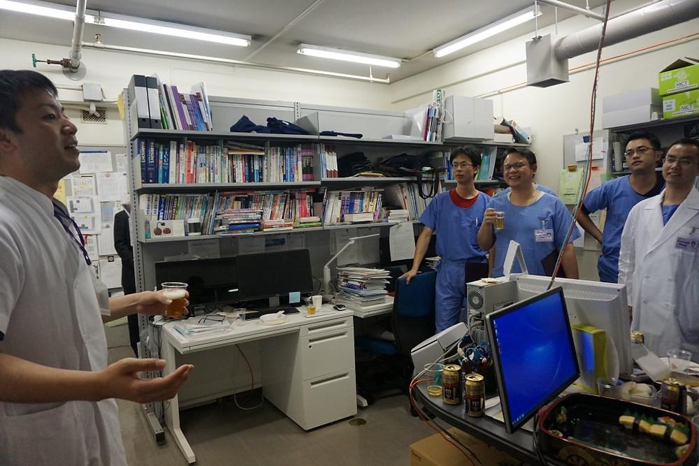 DSC02839清水先生スピーチ
