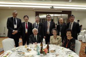 Prof. George Lau からメッセージと写真が届きました