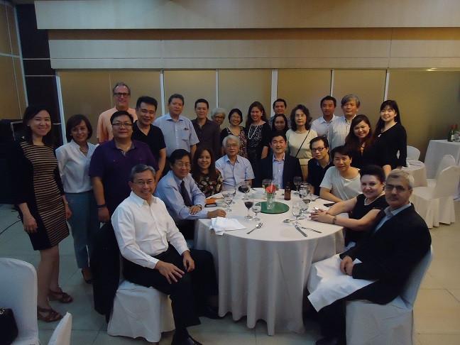 Cebu STC Welcome Dinner131120