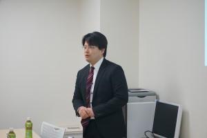 DSC02663畑中先生lecture