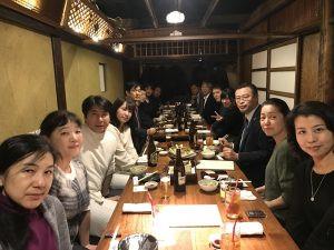 2018年 順天堂大学 画像診断・治療学 新年会