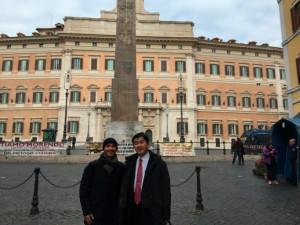 Universita Campus Bio-Medico di Romaで講演3