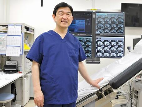 ダイヤモンドオンライン(WEB)「究める医師の仕事と哲学」で椎名教授が紹介されました