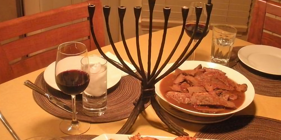 Hanukkah Take-Away Dinners