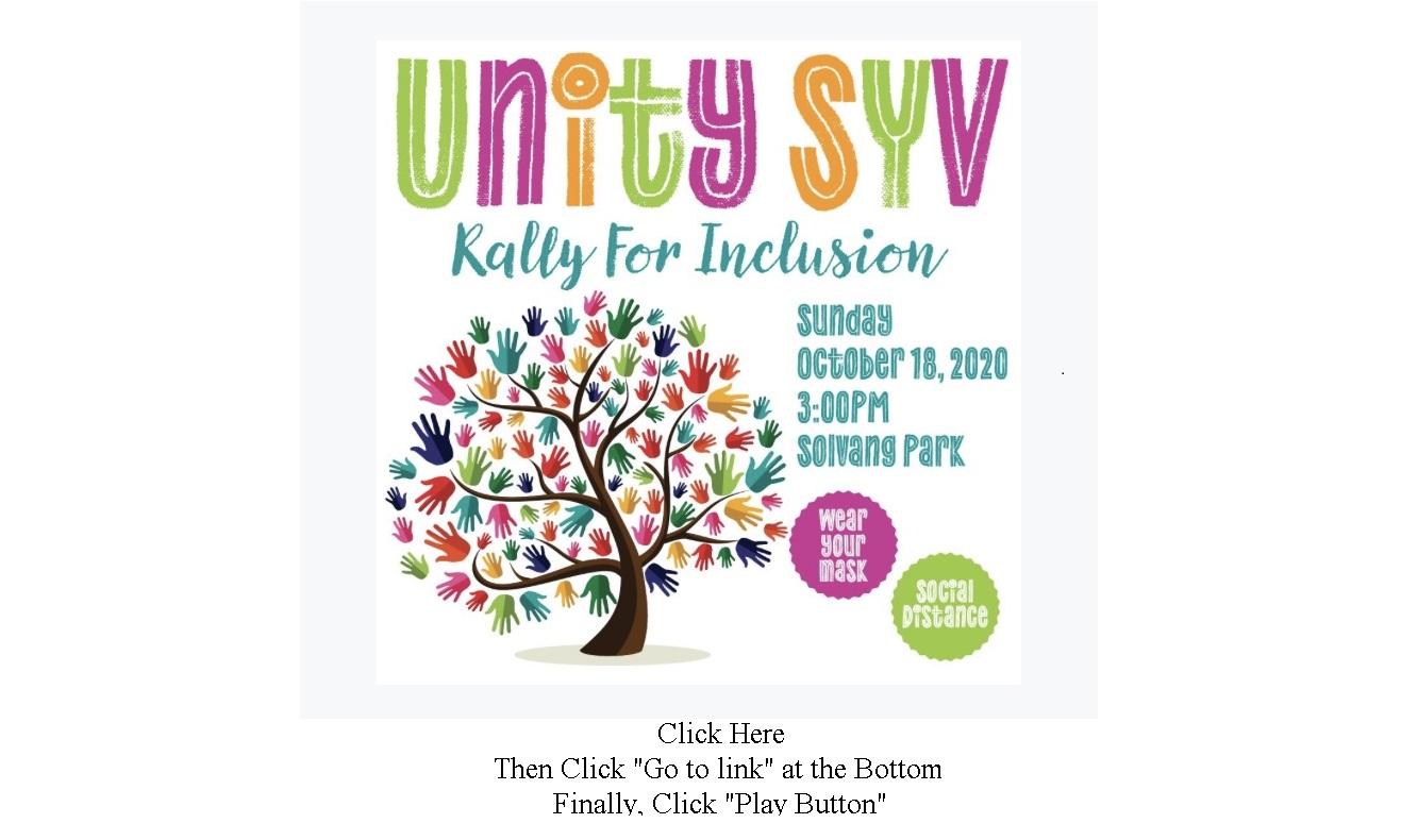 Unity SYV 2
