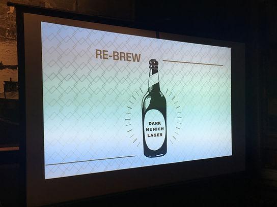 Re-brew, carlsberg