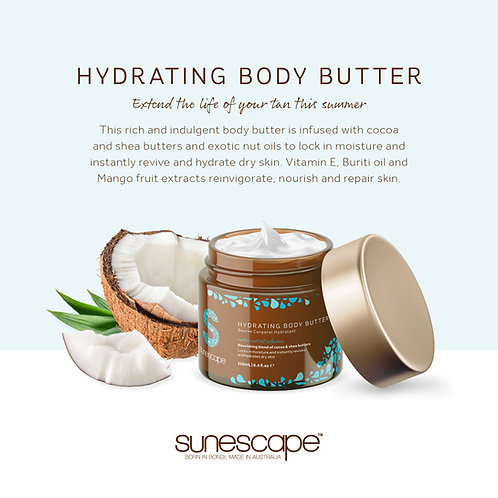 Hydrating Body Butter