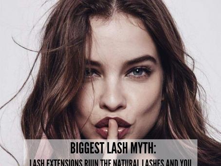 Biggest Lash Myth: