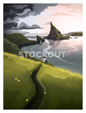 Feroe Island - Edition unique