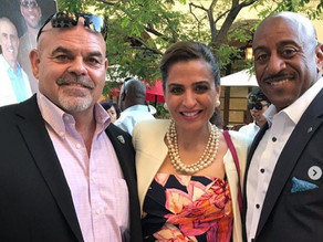 Sulahian Law at the Beverly Hills CoC Summer Garden Party