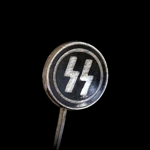 Rare 10mm SS lapel pin