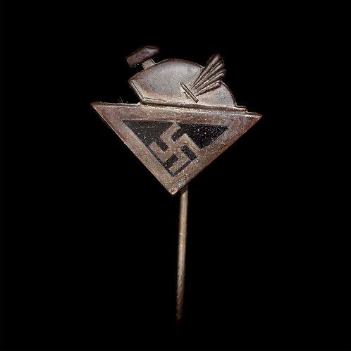 KfdK lapel pin