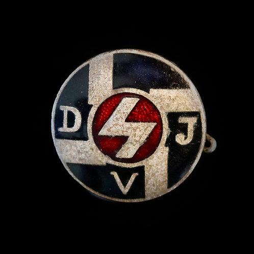 DJV member badge